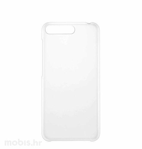 Silikonska maska za Huawei Y6: prozirna