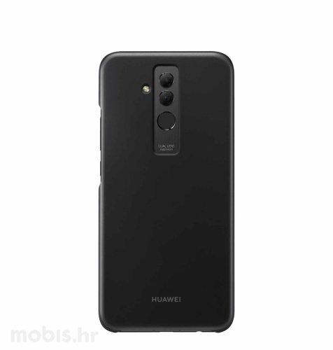 Silikonska maska za Huawei Mate 20 lite: crna