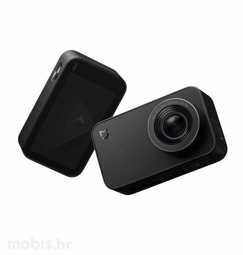Xiaomi Mi Akcijska kamera 4K: crna
