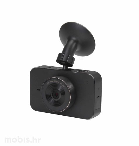 Xiaomi Mijia Nadzorna kamera za auto: crna