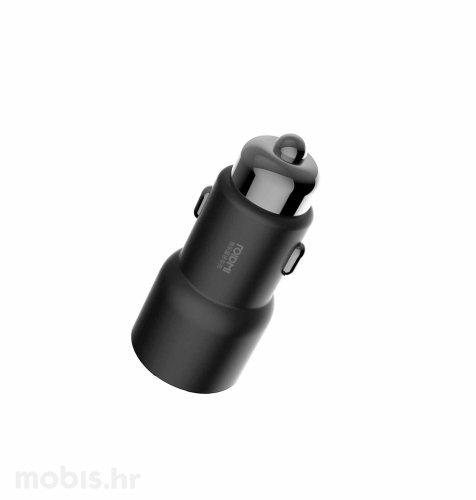 Xiaomi RoidMi 5in1 Music Bluetooth punjač za auto 3S: crni