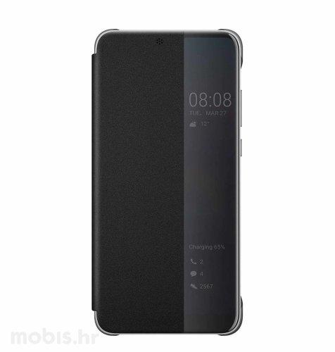 Preklopna Smart View maska za Huawei P20: crna