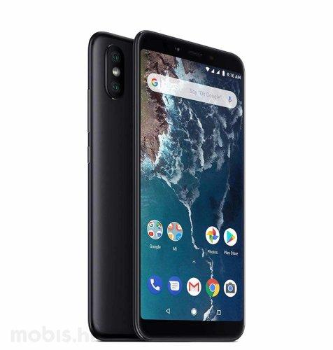 Xiaomi Mi A2 6GB/128GB Dual SIM: crni