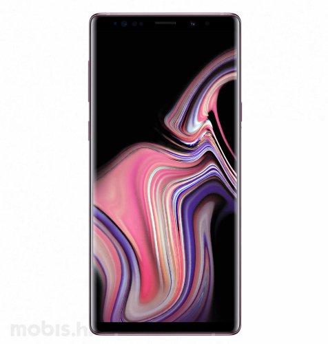 Samsung Galaxy Note9: lavanda ljubičasta