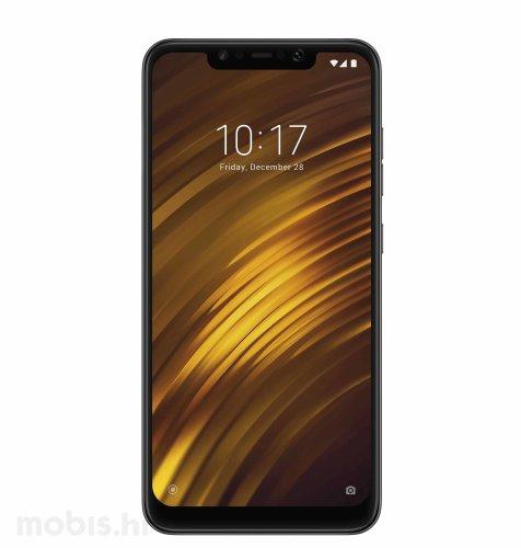 Xiaomi Pocophone F1 Dual SIM 64GB: crni