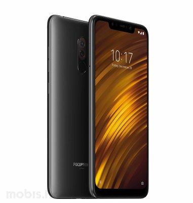Xiaomi Pocophone F1 Dual SIM 128GB: crni