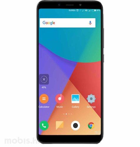 Xiaomi Mi Max 3 Dual SIM 64GB: crni
