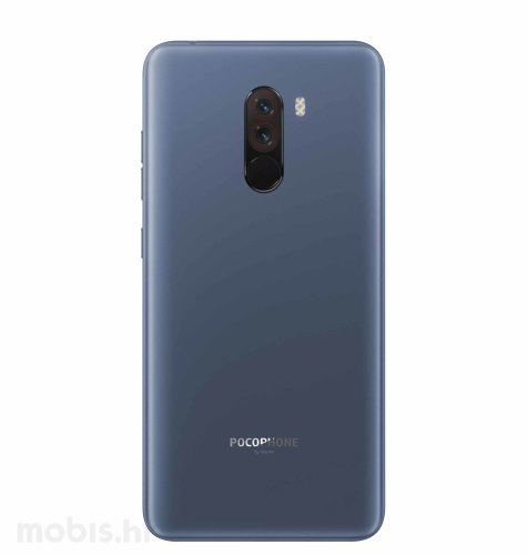 Xiaomi Pocophone F1 Dual SIM 64GB: plavi