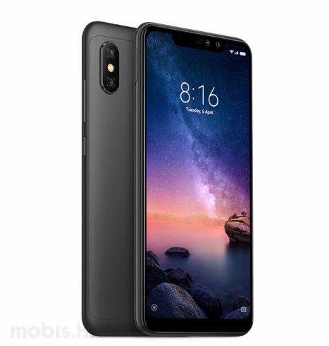 Xiaomi Redmi Note 6 Pro 3GB/32GB Dual SIM: crna