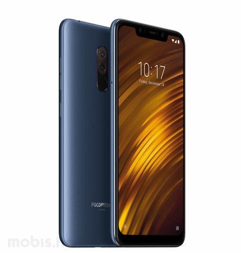 Xiaomi Pocophone F1 Dual SIM 128GB: plavi