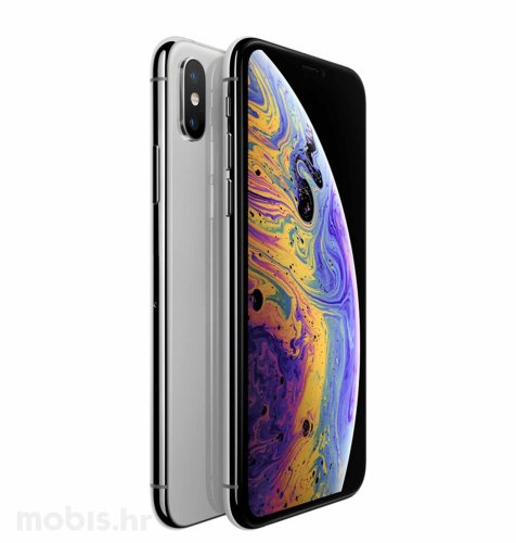 Apple iPhone XS 64GB: srebrni