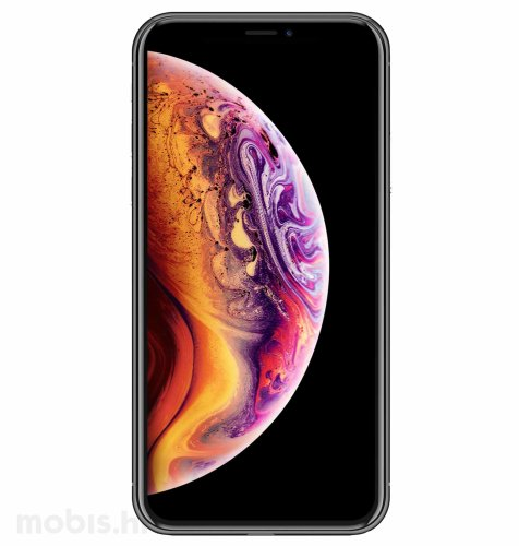Apple iPhone XS MAX 64GB: sivi