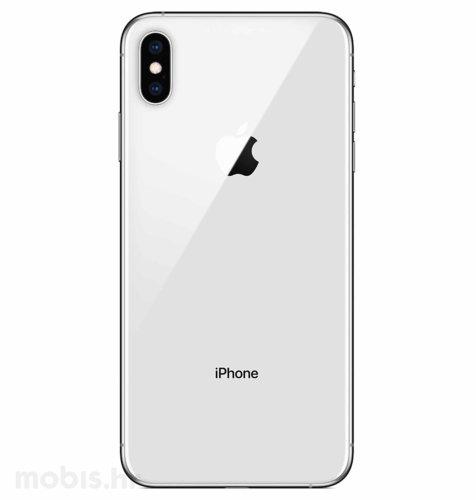 Apple iPhone XS MAX 64GB: srebrni