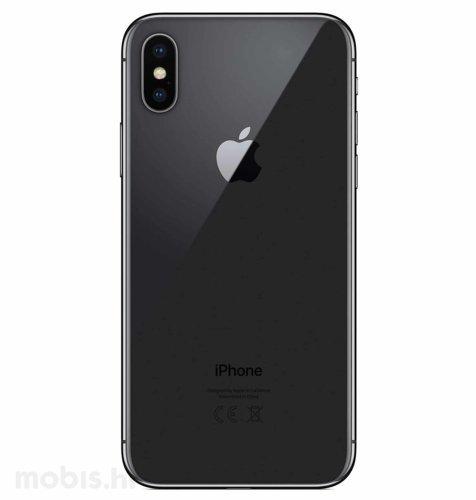 Apple iPhone XS MAX 256GB: sivi