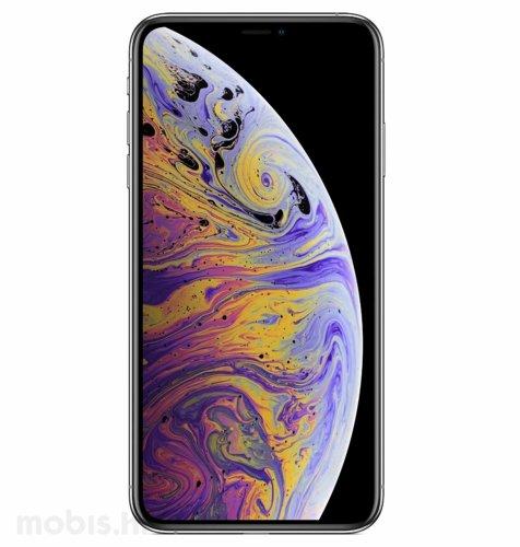 Apple iPhone XS MAX 256GB: srebrni