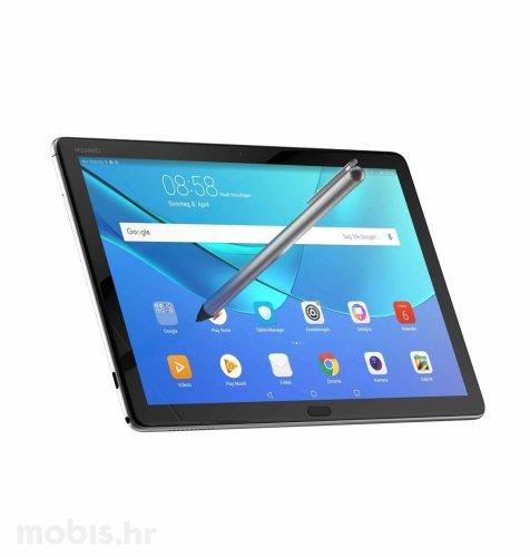 Huawei Mediapad M5 lite 10'' LTE + olovka: sivi