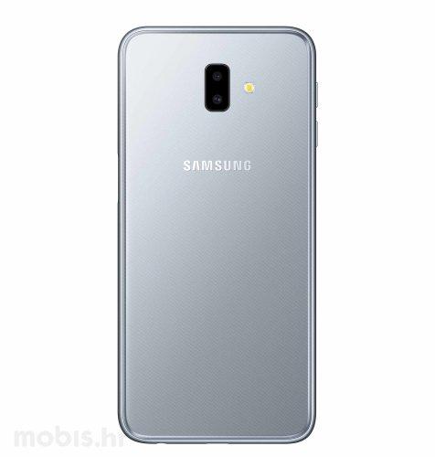 Samsung Galaxy J6+ Dual SIM: sivi