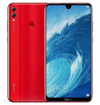 Honor 8X 128GB Dual SIM: crveni