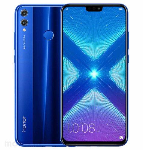 Honor 8X 64GB Dual SIM: plavi