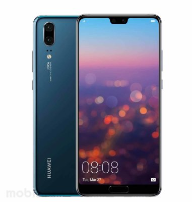 Huawei P20 4GB/64GB: plavi