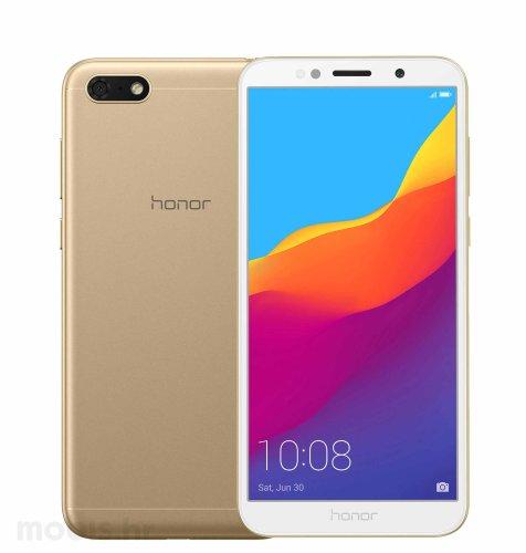Honor 7S Dual SIM: zlatni