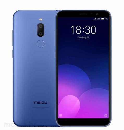 Meizu M6T 3GB/32GB Dual SIM: plavi