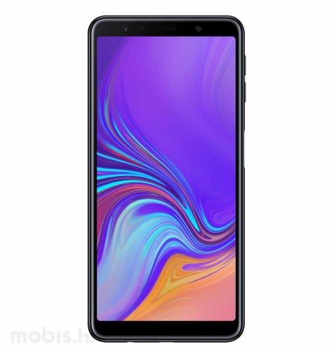 Samsung Galaxy A7 Dual SIM (2018):crni