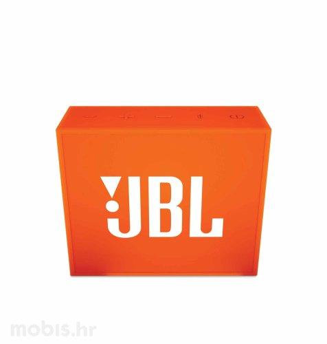 JBL prijenosni zvučnik: narančasti