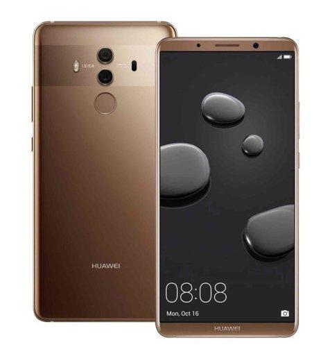 Huawei Mate 10 PRO DS: smeđi + set opreme za auto