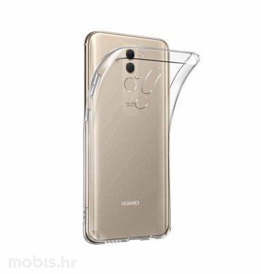 Silikonska maskica za Huawei Mate 20 lite: prozirna