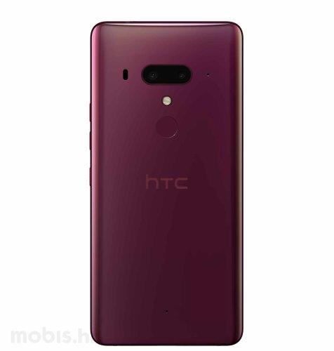 HTC U12+ Dual SIM: crveni