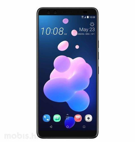 HTC U12+ Dual SIM: crni