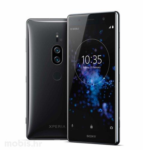 Sony Xperia XZ2 Premium Dual SIM: crni