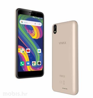 Vivax Fun S1: zlatni