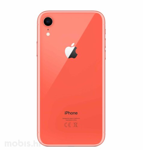 Apple iPhone XR 64GB: koraljni