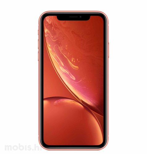 Apple iPhone XR 128GB: koraljni