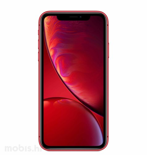 Apple iPhone XR 128GB: crveni