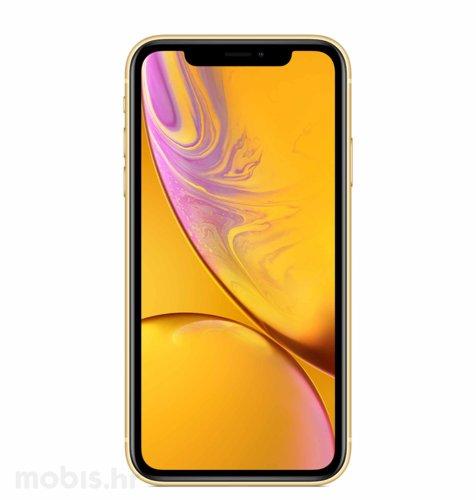 Apple iPhone XR 128GB: žuti
