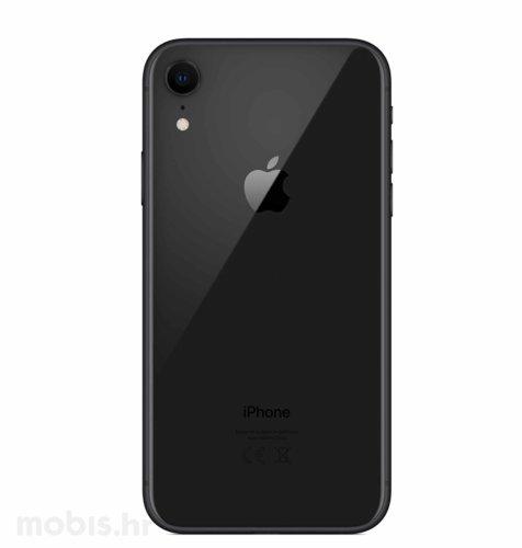 Apple iPhone XR 256GB: crni
