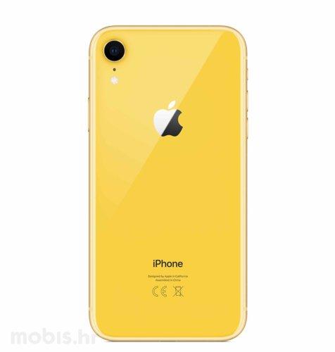Apple iPhone XR 256GB: žuti