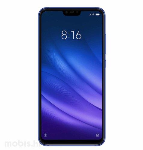 Xiaomi Mi 8 lite 4GB/64GB Dual SIM: plavi