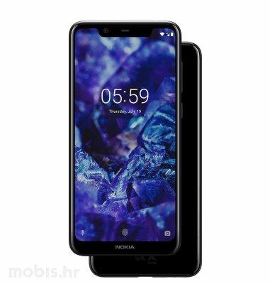 Nokia 5.1 Plus: crna