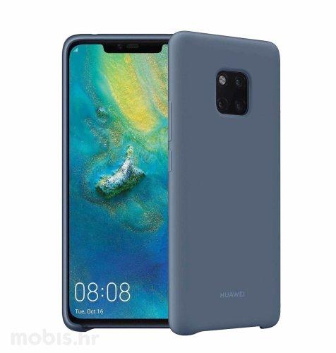 Silikonska maskica za Huawei Mate 20 Pro: plava