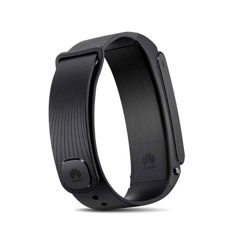 OUTLET: Huawei Talkband B2: crna