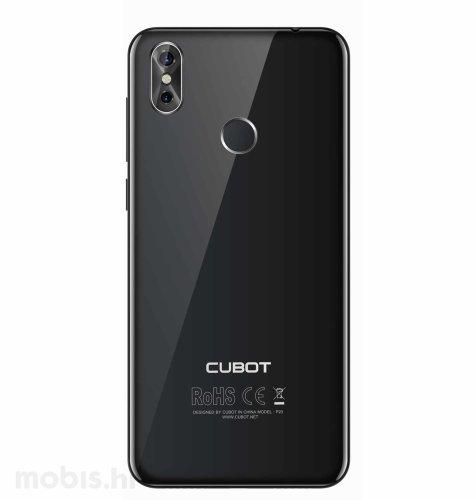 Cubot P20: crni