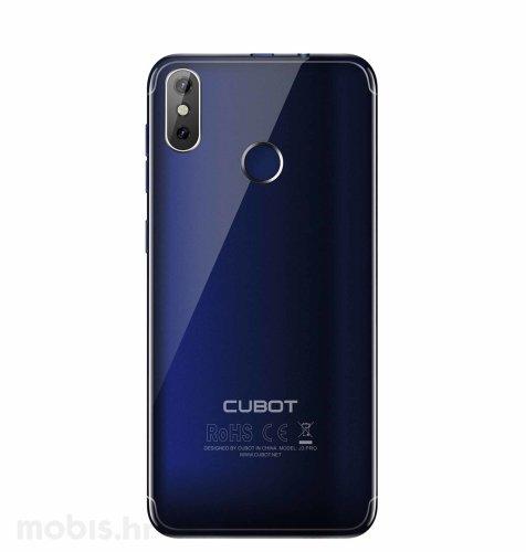 Cubot J3 Pro: plavi