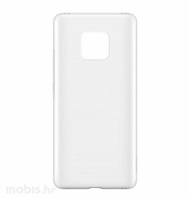 Silikonska maska za Huawei Mate 20 Pro: prozirna