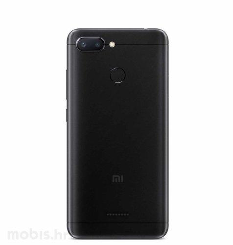 Xiaomi Redmi 6 3GB/64GB Dual SIM: crni