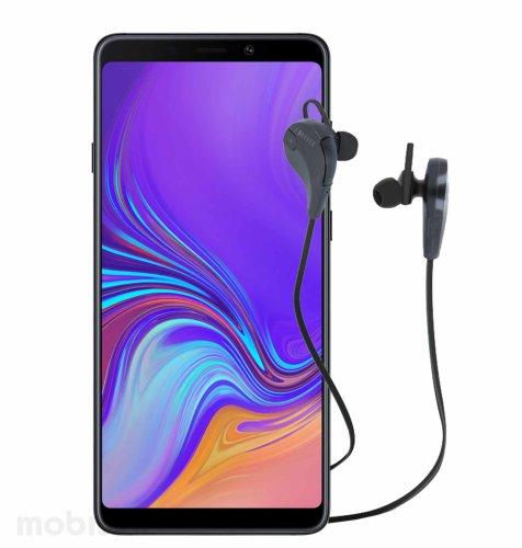 Samsung Galaxy A9: crni