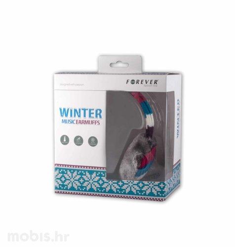 Forever bluetooth zimske slušalice